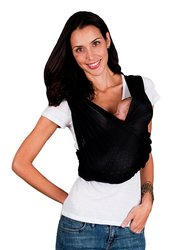 Baby K'Tan Breeze Baby Carrier - Black - Size: Small