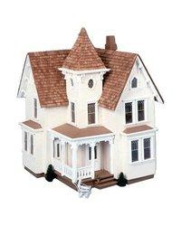 Greenleaf 1/2-Inch Fairfield Dollhouse Kit