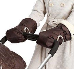 Manito Stroller Hand Muff (Chocolate)