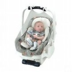 Fitted Insect/Bug Netting For Infant Carrier
