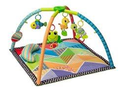 Infantino Twist n' Fold Gym Playmat - Pond Pals 799806