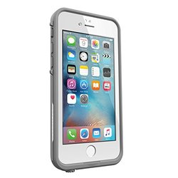 Lifeproof Fre Series Waterproof iPhone Case: 6S Plus/Avalanche