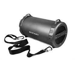 Ultra-portable Hifi Wireless Barrel Speaker