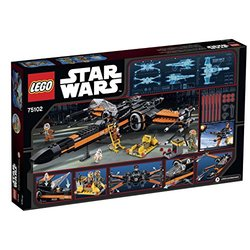 Lego Star Wars Poe's X-Wing Fighter Star Wars Toy (75102) 788086