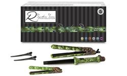 Royale Ultimate Professional Hair Stylers Full Set - Peacock