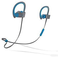 Beats by Dre Powerbeats2 Wireless In-Ear Headphones - Flash Blue