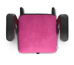 Clek Olli Backless Booster Seat, Raspberry