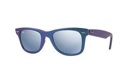 Ray-Ban Wayfarer Sunglasses - Blue/Purple Frames