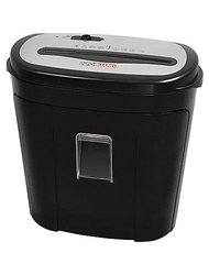 Infoguard 10-sheet Micro-cut Shredder - Black (NM100P)