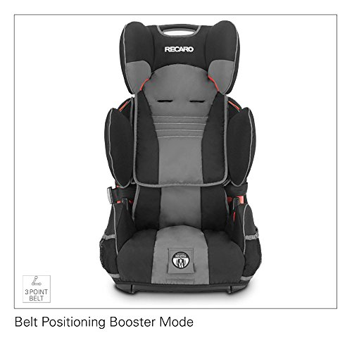 Recaro Performance Sport >> Recaro Performance Sport Combination Harness To Booster Car Seat