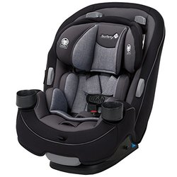 Safety 1st Grow & Go 3-in-1 Convertible Car Seat Harvest Moon BLACK/GREY