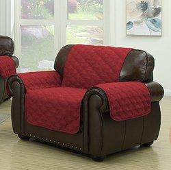 Ashford Furniture Covers: Chair/65x71-brick/linen