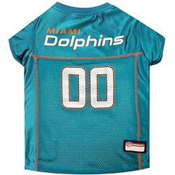 Officially Licensed NFL AFC Pet Jerseys: Miami Dolphins - XSmall 809601