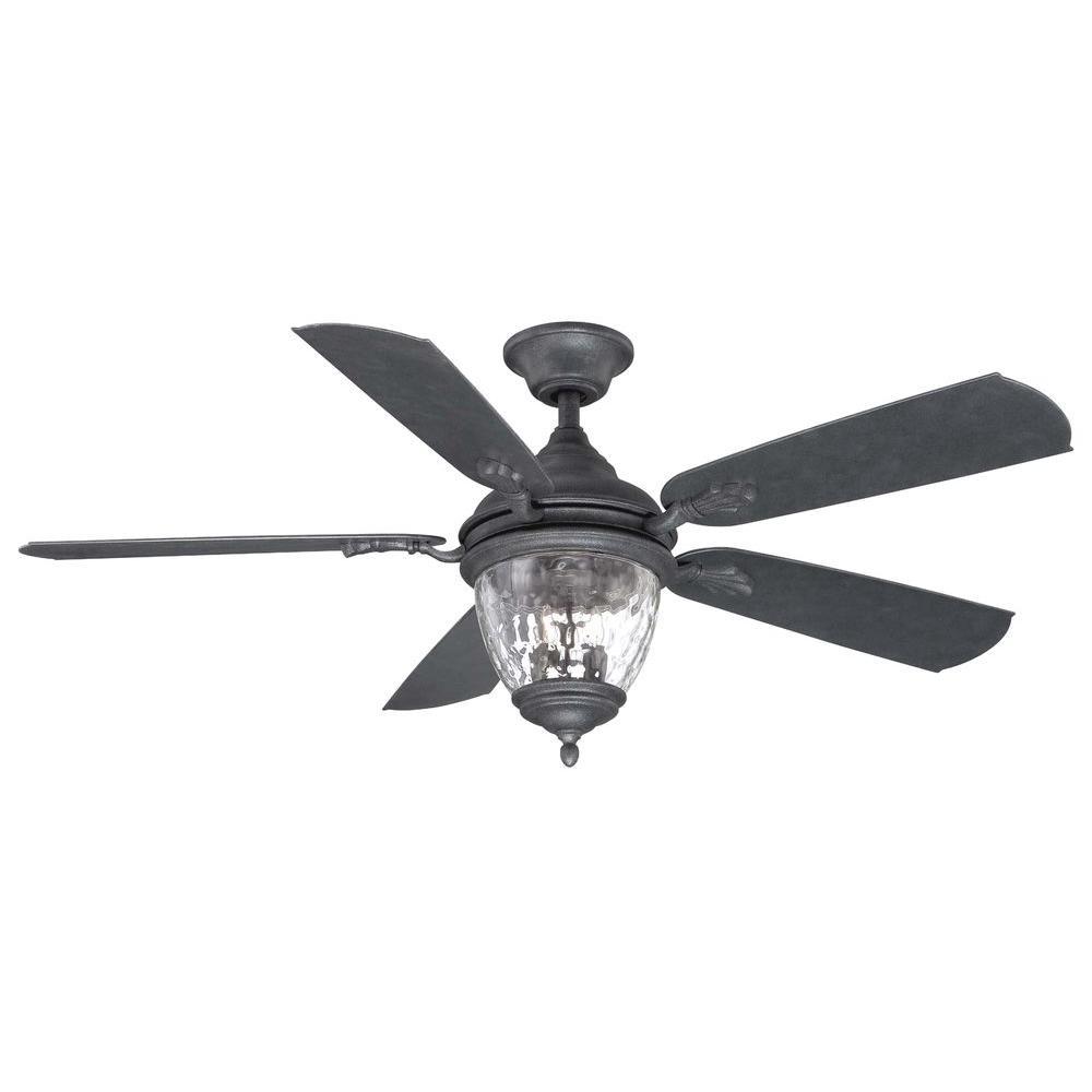 Hdc abercorn 52 in indooroutdoor iron ceiling fan 14417 indooroutdoor iron ceiling fan 14417 mozeypictures Images