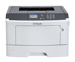 Lexmark MS315dn Compact Laser Printer, Monochrome, Networking, Duplex Printing