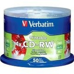 Verbatim DataLifePlus CD-RW X 50 - 700 MB - Storage Media