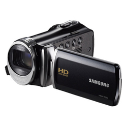 Samsung HMX-F90 - camcorder - storage: flash c
