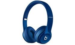 Beats by Dre Solo2 Wireless On-Ear Headphones - Blue