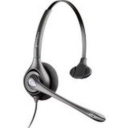 Plantronics SupraPlus HAC Telecoil Compatible Headset - Black (87128-01)
