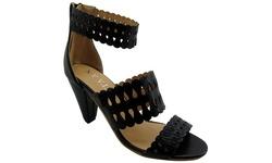"""NY VIP Women's 2.5"""" Heel - Black - Size: 9"""