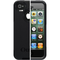 Otterbox iPhone 4 / 4S Commuter Series Case - Black (77-18548)