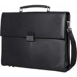 Lenovo ThinkPad Executive Leather Carry Case black