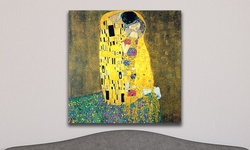 """Prestige Art Gustav Klimt """"Beech Grove & Print Only"""" Canvas Wall Art"""