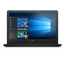 "Dell Inspiron 15.6"" Laptop 4GB 500GB Windows 10 (I3552-4041BLK)"