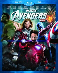 Disney Marvel's The Avengers Blu-ray/DVD Combo Pack 121598