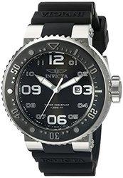 Invicta Men's Pro Diver Watch - Black/Black