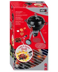 Weber Pretend & Play Kettle BBQ Grill Playset