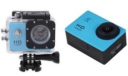 RH Social 1080p Full-HD Action Camera Bundle - Blue (SPCA1521) )