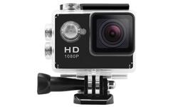 RH Social 1080p Full-HD Action Camera Bundle - Black