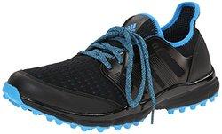 adidas Men's Climacool Golf Spikeless - Black/Cyan - Size: 11.5