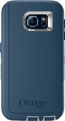 OtterBox Defender Samsung Galaxy S6 - protective case for cell phone