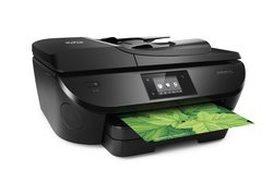 HP OfficeJet Inkjet Color All in One Printer Wireless (B9S76A)