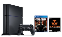 Sony 500GB PS4 Console with Call of Duty Black Ops (3001055)