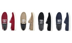 Xray Men's Classic Beta Boat Shoes - Khaki - Size: 10
