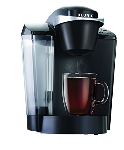 Keurig Single Serve Programmable K-Cup Pod Coffee Maker - Black (K55)
