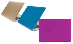 Tucano Nido Hard-Shell Case for MacBook Air - Purple - Size: 13""