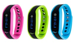 Everlast TR3 Activity Tracker Watch: Pink - EVWTR003PK