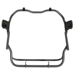 Joovy Caboose VaryLight Graco Classic Connect Car Seat Adapter - Grey