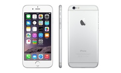 H2O Wireless Apple Iphone: 6-64GB/Silver