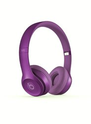 Beats Solo2 Wired On Ear Headphones - Violet