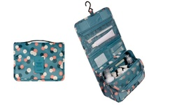 Trend Matters Waterproof Cosmetic Toiletry Bag - Assorted - Size: One