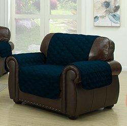 Ashford Furniture Covers: Chair/65x71-navy/slate