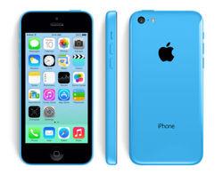 Apple iPhone 5C 16GB Smartphone iOS 7 - Blue (MF094B/A-RB)