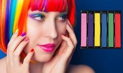 Rainbow Stix DIY Temporary Hair Color 6PK