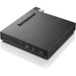 Lenovo External DVD-Writer - Black (4XA0H0397)