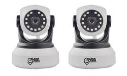 Bayit Black Label 720p Wi-Fi Security Camera - 2-Pack (BL2602)